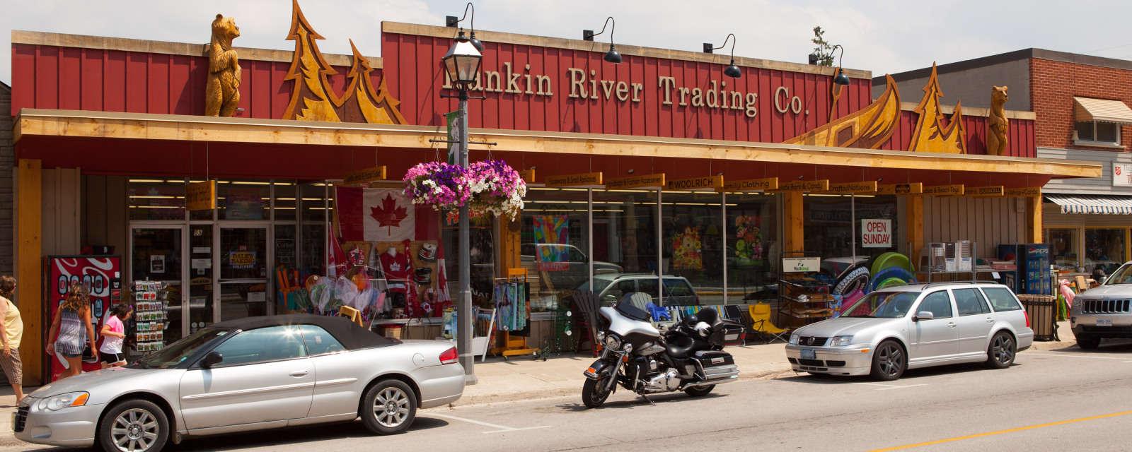 Rankin River Trading Company - Wiarton Ontario- unique shopping ...