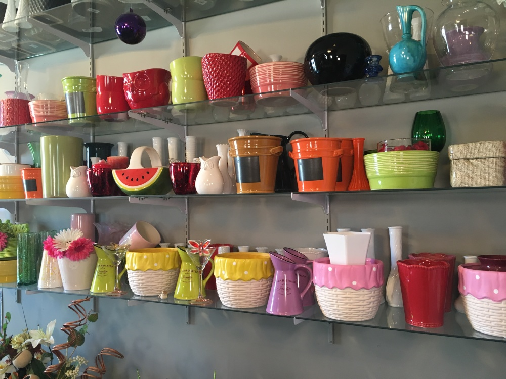 Unique pots and planters