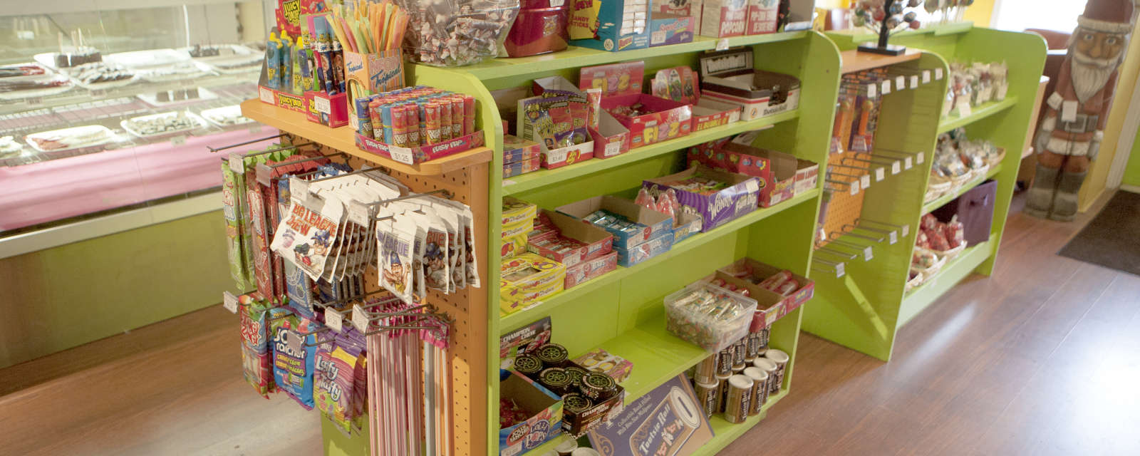 Confections & Novelties
