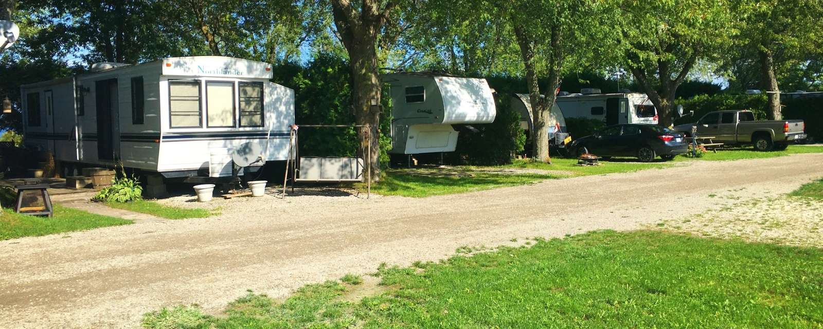 Bluewater Park Camping