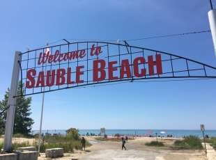 Welcome to sauble beach