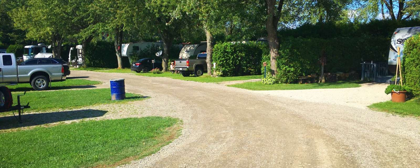 Wiarton - Campgrounds & Trailer Parks
