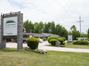 Located on Highway 6 just north of Wiarton